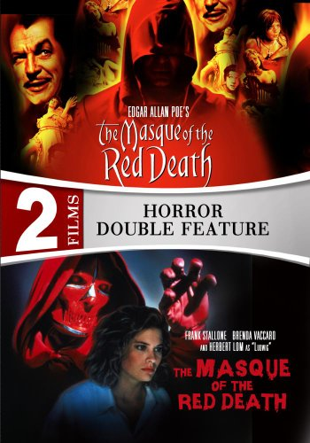 compare and contrast movie to story masque of the red death