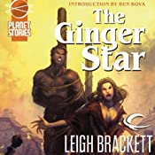 The Ginger Star: Eric John Stark, Book 2 | Leigh Brackett