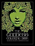 img - for The Goddess Coloring Book: Traditional Images to Contemplate & Color book / textbook / text book