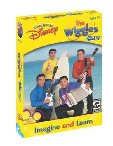 Playhouse Disney The Wiggles, Wiggle Bay - Pc/Mac front-862501