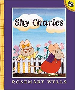 "Cover of ""Shy Charles"""