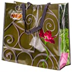 Trellis Shopping Tote Bag