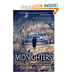 Midnighters #1  The Secret Hour