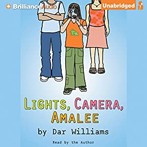 Lights, Camera, Amalee Audiobook