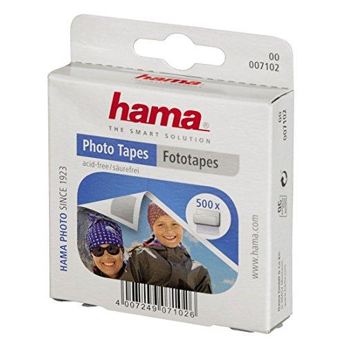 hama-pegafotos-adhesivos-500-unidades