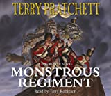 Terry Pratchett Monstrous Regiment: (Discworld Novel 31) (Discworld Novels)