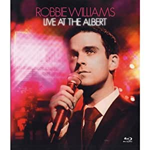 Live At The Albert [Blu-ray] [2012]
