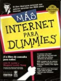 Mas Internet Para Dummies (9580439346) by Levine, John R.