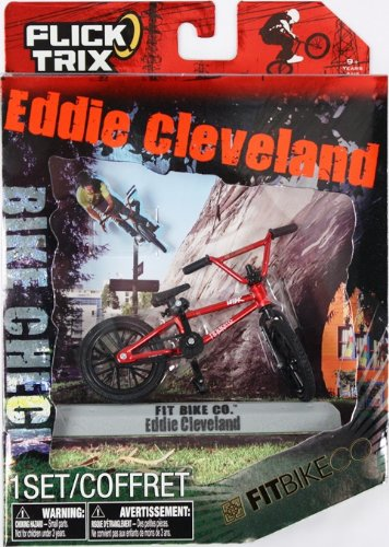 Flick Trix - Eddie Cleveland - Fit Bike Company