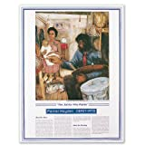 African American Artists: Palmer Hayden, The Janitor Who Paints, Print