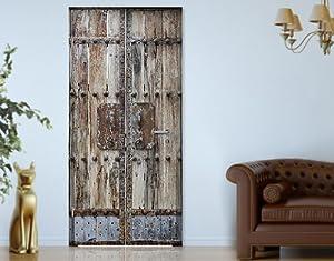 WTD 56279  Türtapete Chinese Door 93,5x208,5cm