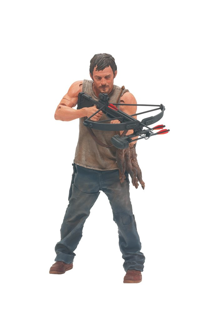 The Walking Dead 6 Inch Action Figure Series 2 - Daryl Dixon