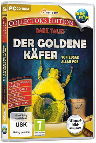 Dark Tales: Der goldene Käfer von Edgar Allan Poe Collector's Edition Picture