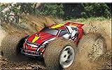 Ferngesteuertes-Auto-Truck-Buggy-AKA-Truggy-Fantastischer-Turbo-Speed-RC-Truggy