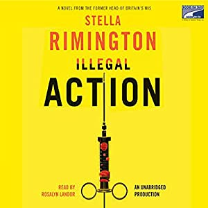 Illegal Action Audiobook