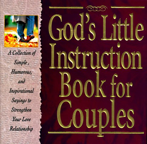 God's Little Instruction Book for Couples