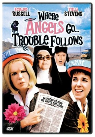 Where Angels Go Trouble Follows [DVD] [1968] [Region 1] [US Import] [NTSC]