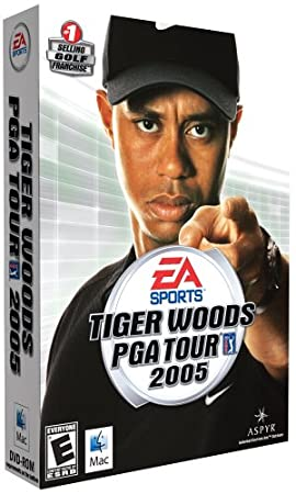 Tiger Woods 2005 (Mac)