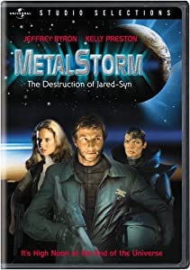 Metalstorm Destruction Of Jared [Import]