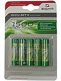 Sigma 5 Akkus für Ladegerät 1500