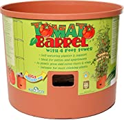 Hydrofarm GCTB Tomato Barrel with 4-Foot Tower