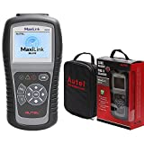 Autel ML519 (Autel AL519) MaxiLink Enhanced OBD ll Scan Tool with Mode 6,Free Update with 3 Years Warranty