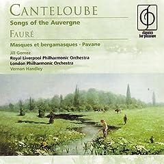 Canteloube: Chants d'Auvergne 51J0EM0VRHL._AA240_