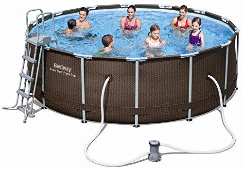 Pool selber bauen swimmingpool im garten for Piscine autoportee 1m22