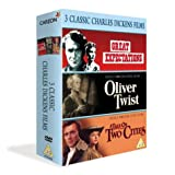 3 Classic Charles Dickens Films : Great Expectations/ Oliver Twist/ A Tale Of Two Cities [DVD]by Alec Guiness