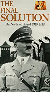 Amazon.com: The Final Solution V. 1 - The Seeds of Hatred (1918-1939
