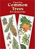 img - for Twelve Common Trees Bookmarks (Small-Format Bookmarks) book / textbook / text book