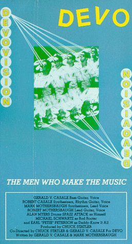 DEVO - DEVO - The Men Who Make the Music [VHS] - Zortam Music