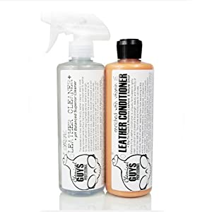 Chemical Guys (SPI_109_16) Leather Cleaner and Conditioner Combo - 16 oz. by Chemical Guys