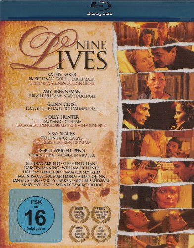 Nine Lives - Blu-ray