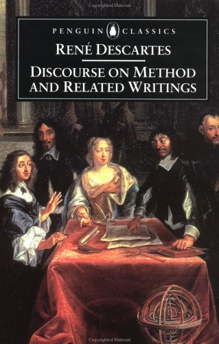 Discourse on Method and Related Writings (Penguin Classics), RENE DESCARTES