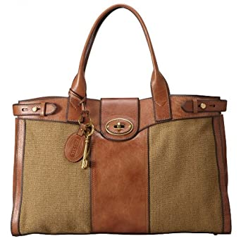 Fossil Leather Shoulder Bag 95
