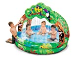 Inflatable drinking water Slides:Banzai   rainfall Forest Sprinkles Pool