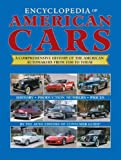 img - for Ency of Amer Cars book / textbook / text book