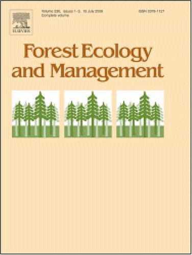 Age and distance effects on the canopy arthropod composition of old-growth and 100-year-old Eucalyptus obliqua trees [An article from: Forest Ecology and Management]