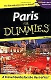 Paris For Dummies (Dummies Travel)