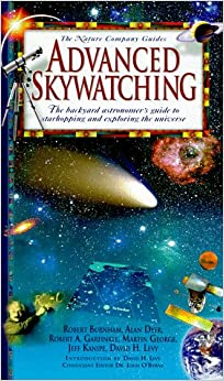 advanced skywatching the backyard astronomer 39 s guide to starhopping
