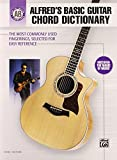 Alfred's Basic Chord Dictionary (Alfred's Basic Guitar Library)
