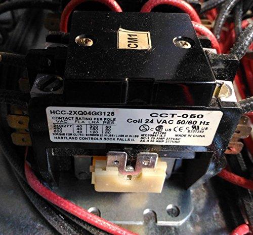 Hartland Controls 50 Amp 600 Volt Contacto (Hartland Controls compare prices)