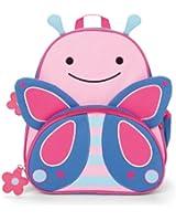 Skip Hop Zoo Pack Little Kid Backpack,  Butterfly