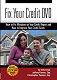 51J0QkSx DL. SL160  Fix Your Credit DVD   How to Fix Mistakes on Your Credit Report and How to Improve Your Credit Score (Credit Repair)