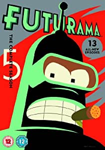 Futurama: Season 5 [DVD] [Import anglais]