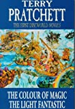 "Terry Pratchett The First Discworld Novels: ""Colour of Magic"", ""Light Fantastic"""