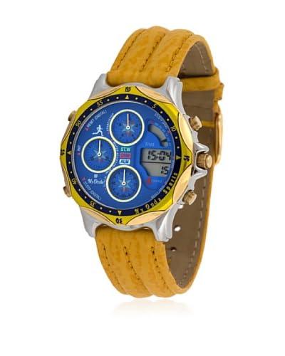 MX-Onda Reloj 16007 Amarilla