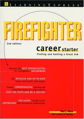 Firefighter Career Starter 2e