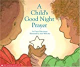 A Child's Good Night Prayer (0439235057) by Maccarone, Grace